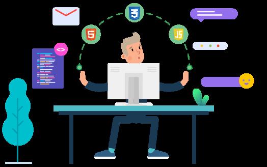 HTML/CSS Development